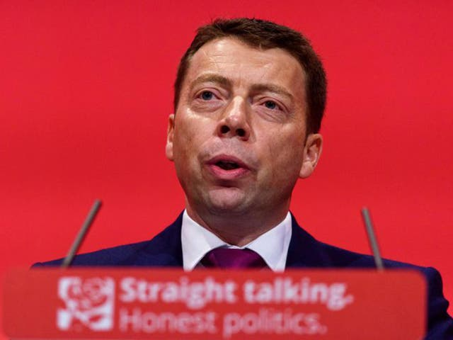 Iain McNicol fell out with Jeremy Corbyn supporters during the party's 2016 leadership contest