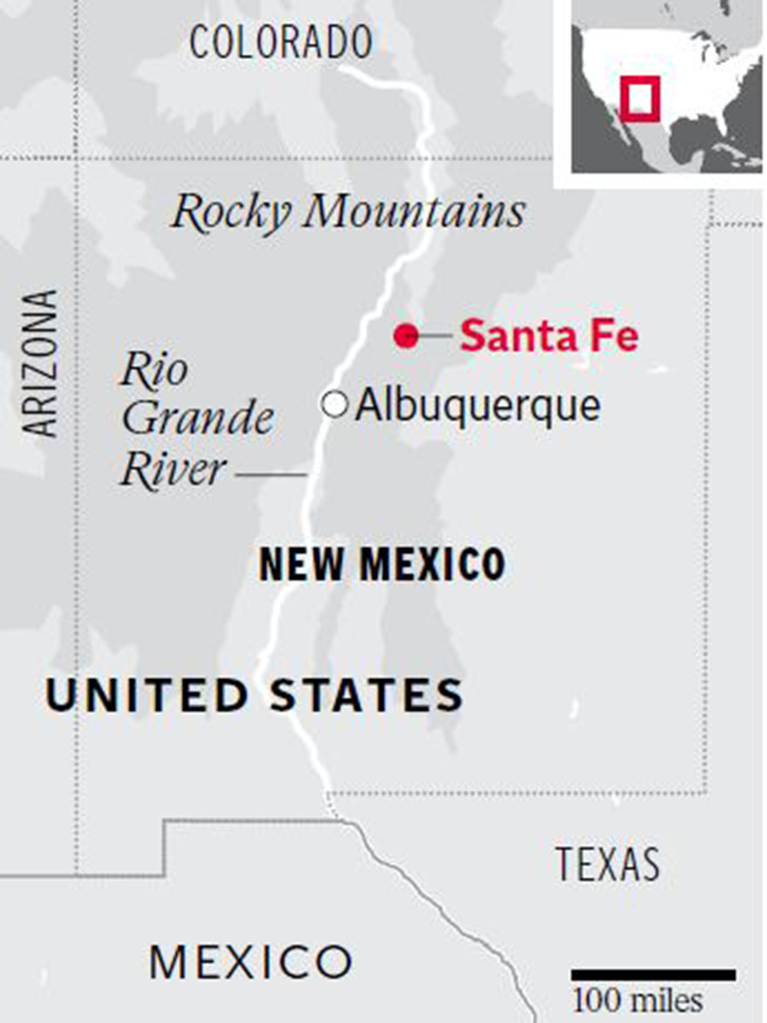 $2m treasure hunt set in New Mexico by Forrest Fenn turns into