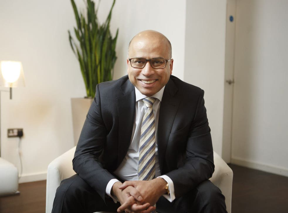 Sanjeev Gupta admits he did not study too hard at Cambridge – he was too busy running his trading company