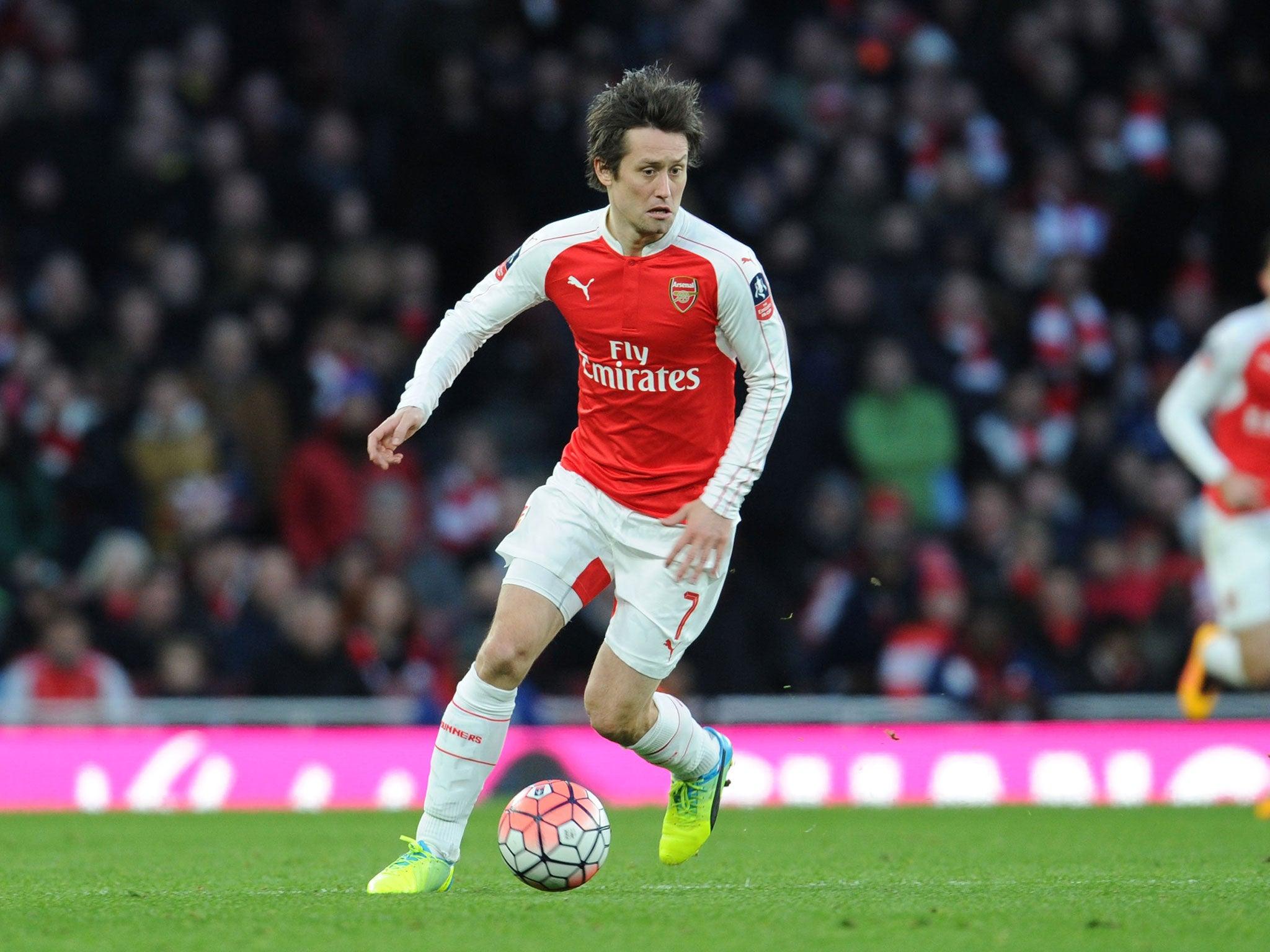 Arsenal injury news: Tomas Rosicky 'devastated' after ... Soccer News