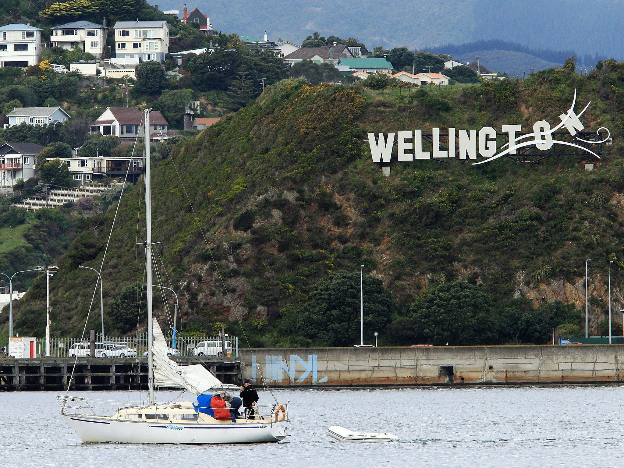 13. Wellington, New Zealand