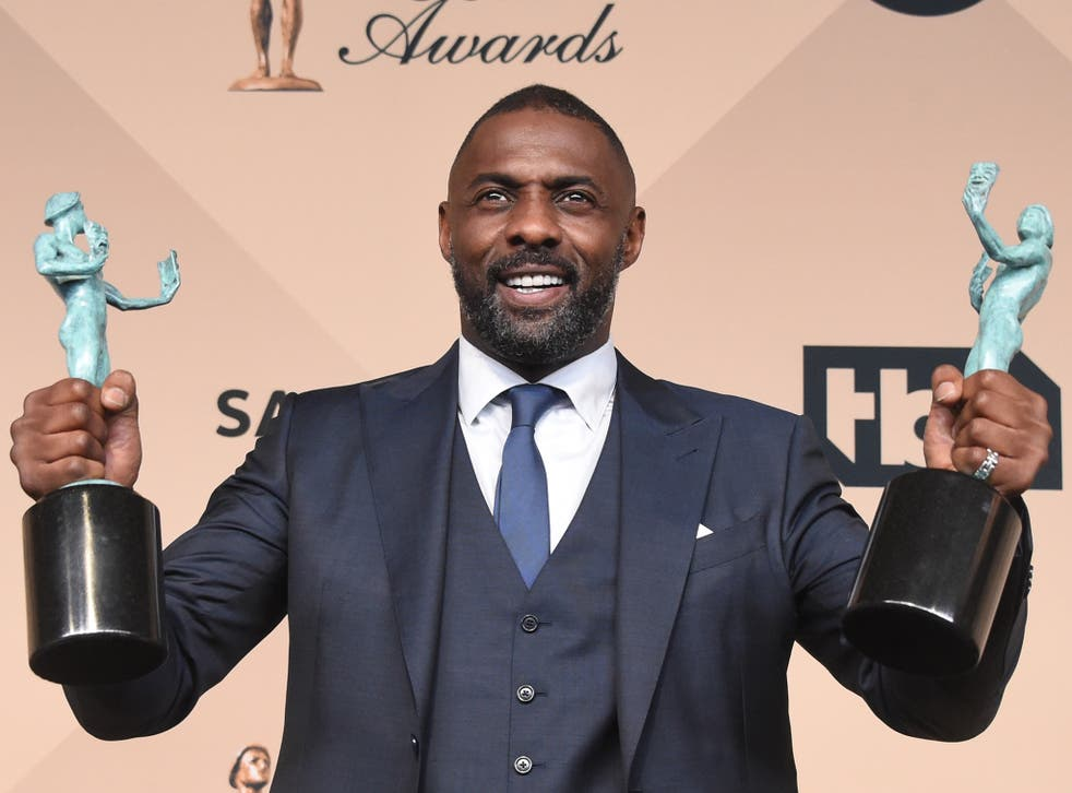 To my mind, the most natural living, breathing Bond would be Idris Elba