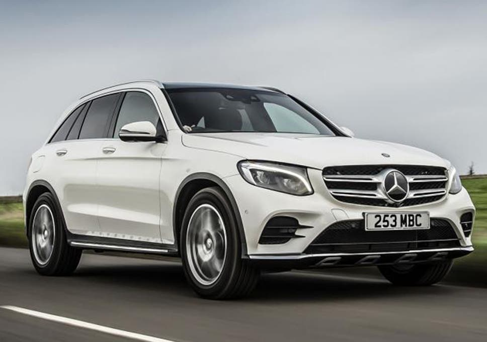 Mercedes Glc 250d 4matic Amg Line Car Review Stylish Suv Takes Aim