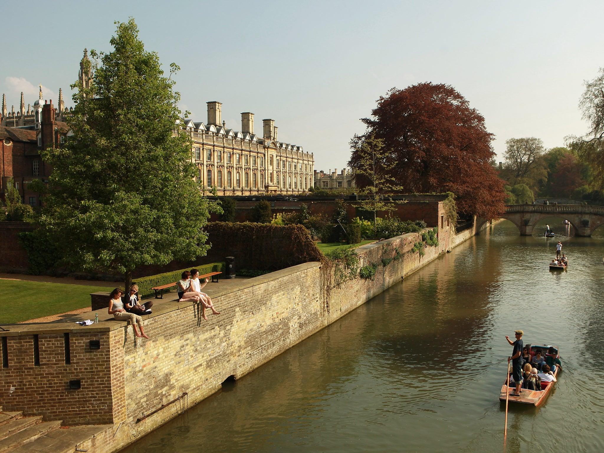 Should I go to Oxford or Cambridge?