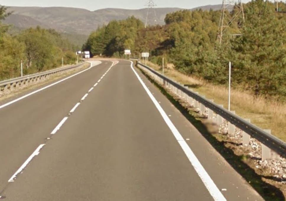 Woman whose husband died in Scottish car crash says she
