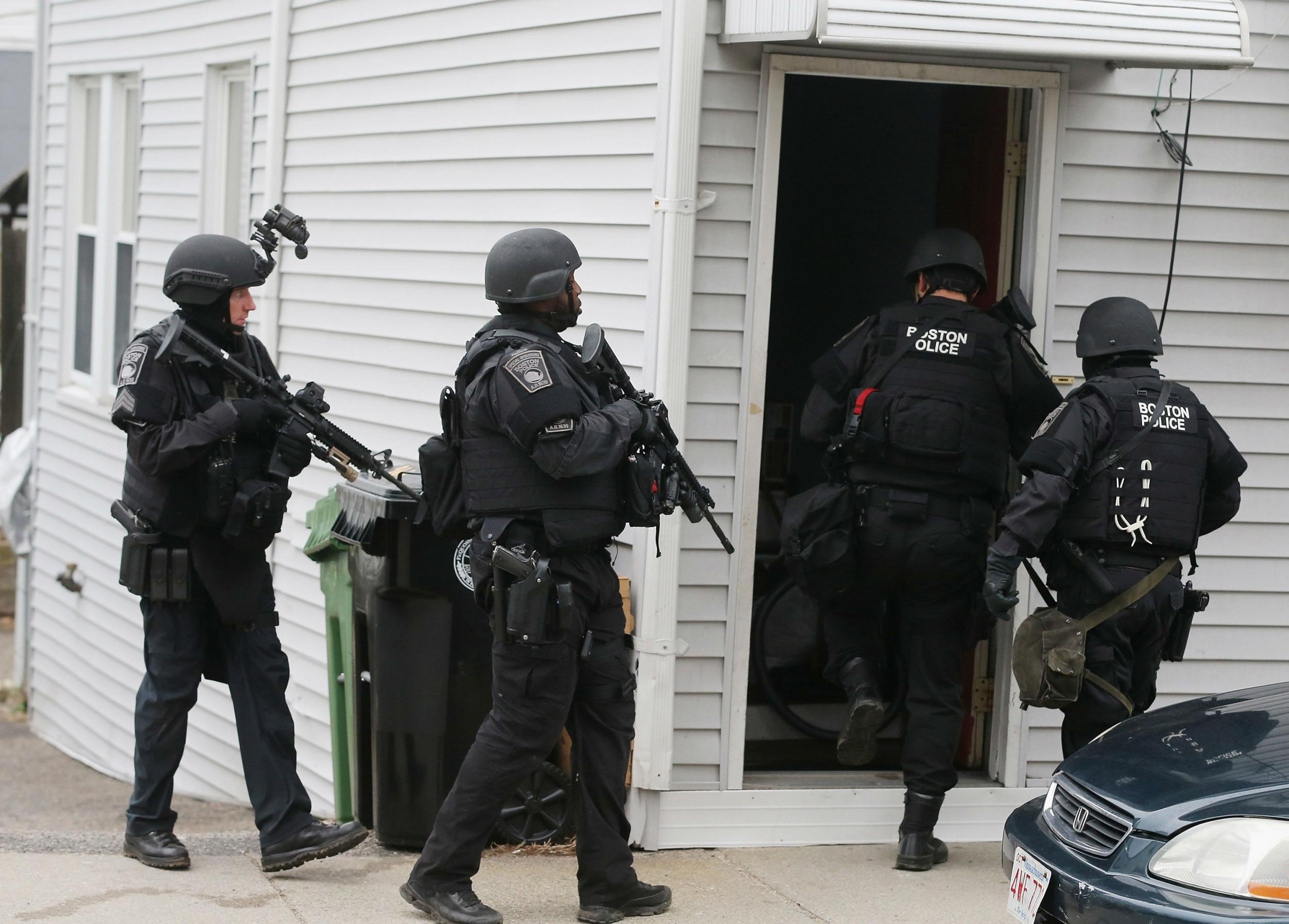 Congresswoman\'s home raided by swat team after falling victim to ...