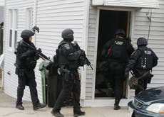Woman who sponsored anti-swatting bill gets swat team at her home