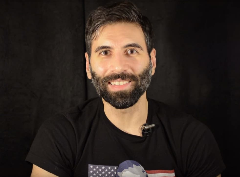 Roosh V has previously been accused of admitting to committing rape