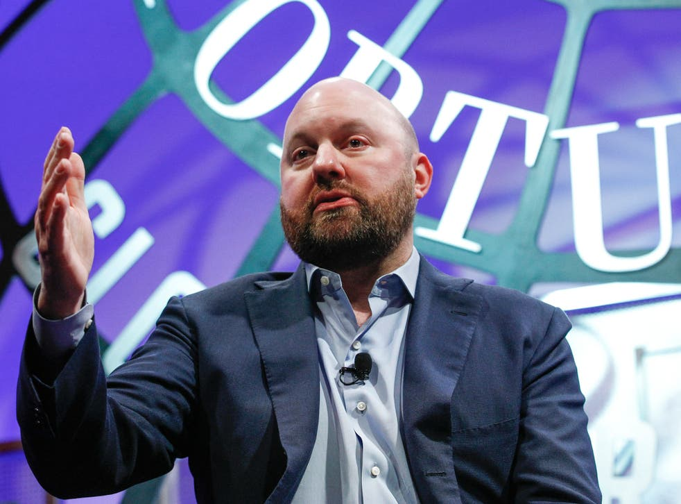 Tech investor Marc  Andreessen was reported to be part of a team poised to bid. But that appears unlikely