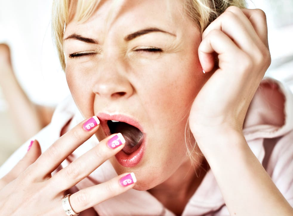 Under 'natural conditions' women are significantly more prone to contagious yawning than men, the study found