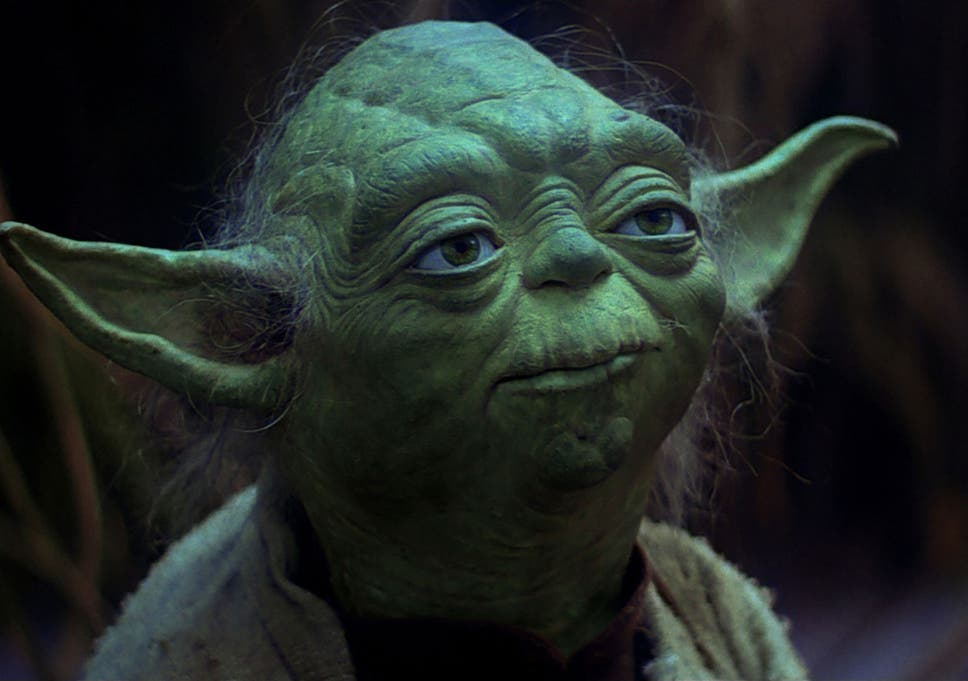 star wars yoda nearly almost in key the force awakens scene the
