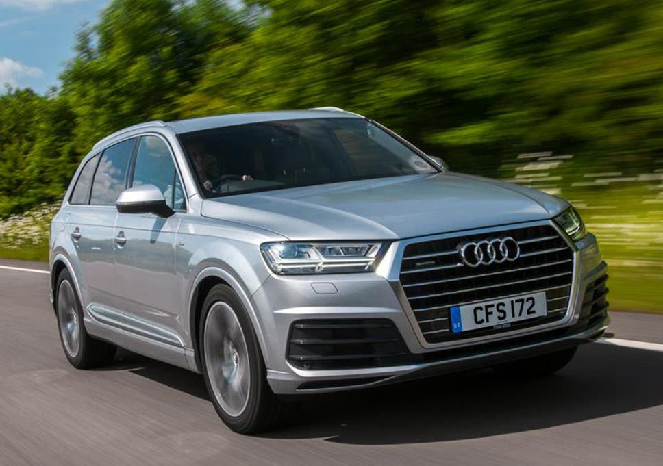 Audi Q TDI Car Review Mighty SUV Gets New Entrylevel - Audi q7 review