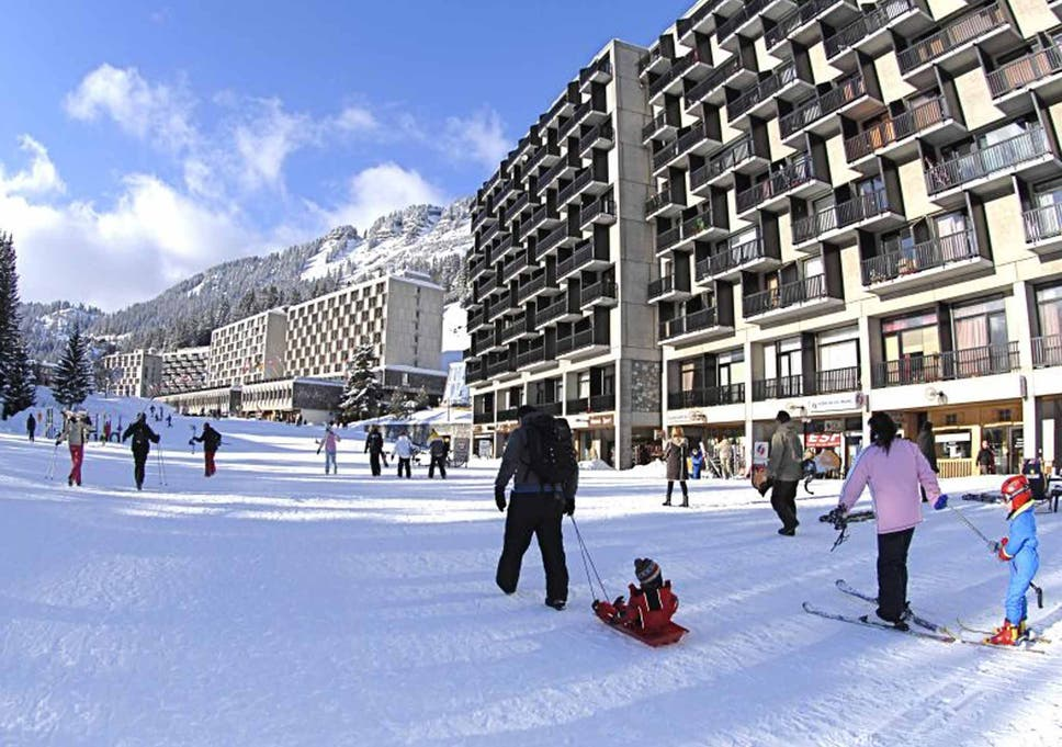 Skiing at Flaine: The revitalisation of a French ski resort | The ...