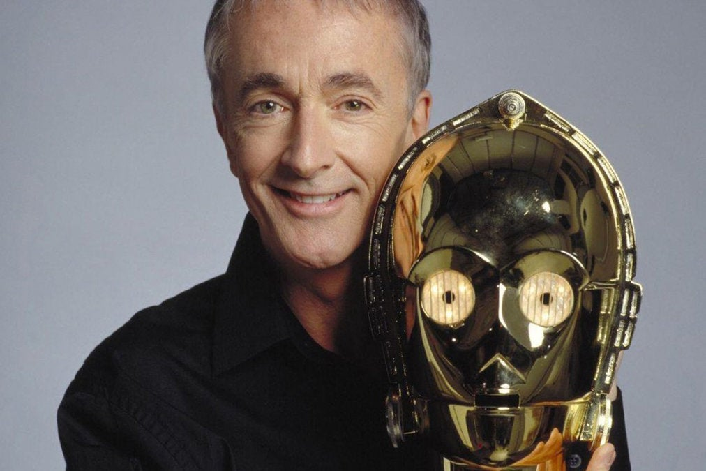 Star Wars 8: C-3PO actor Anthony Daniels threatens to reveal plot, director intervenes