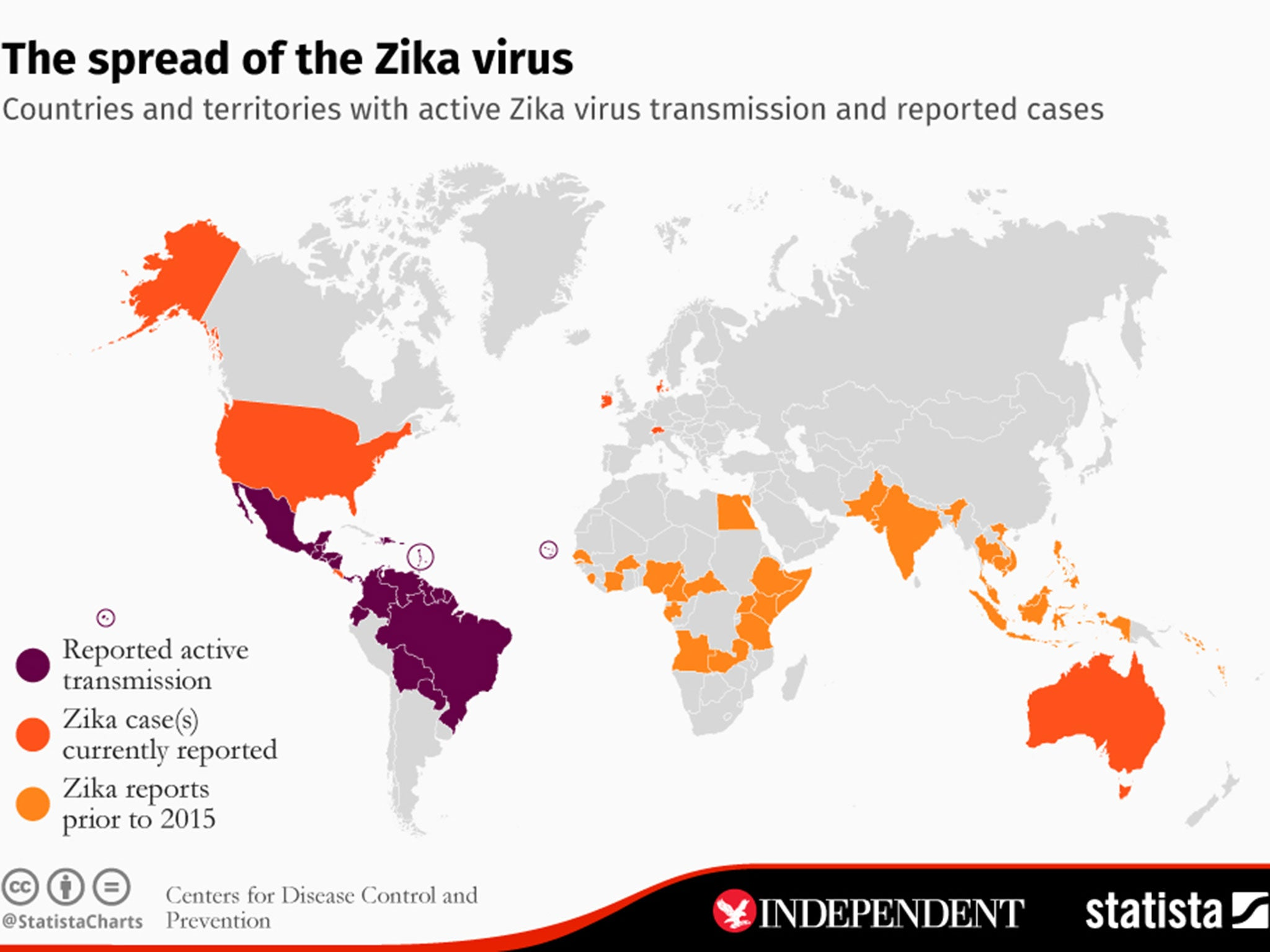 Planning for pregnancy in an outbreak of Zika virus, which has already covered more than 70 countries