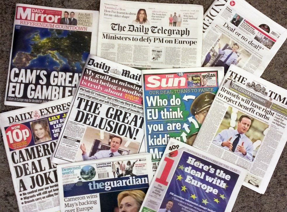 British newspapers competed for the best April fool