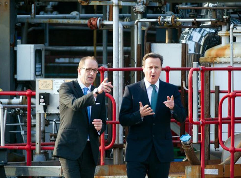 Sir Andrew Witty said the EU gave British businesses a predictable regulatory framework