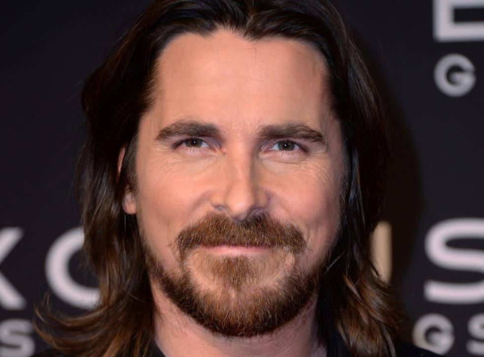 The first episode was voiced by the Hollywood star Christian Bale