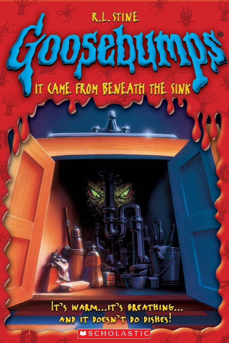 Communication on this topic: Goosebumps books were the most important books , goosebumps-books-were-the-most-important-books/