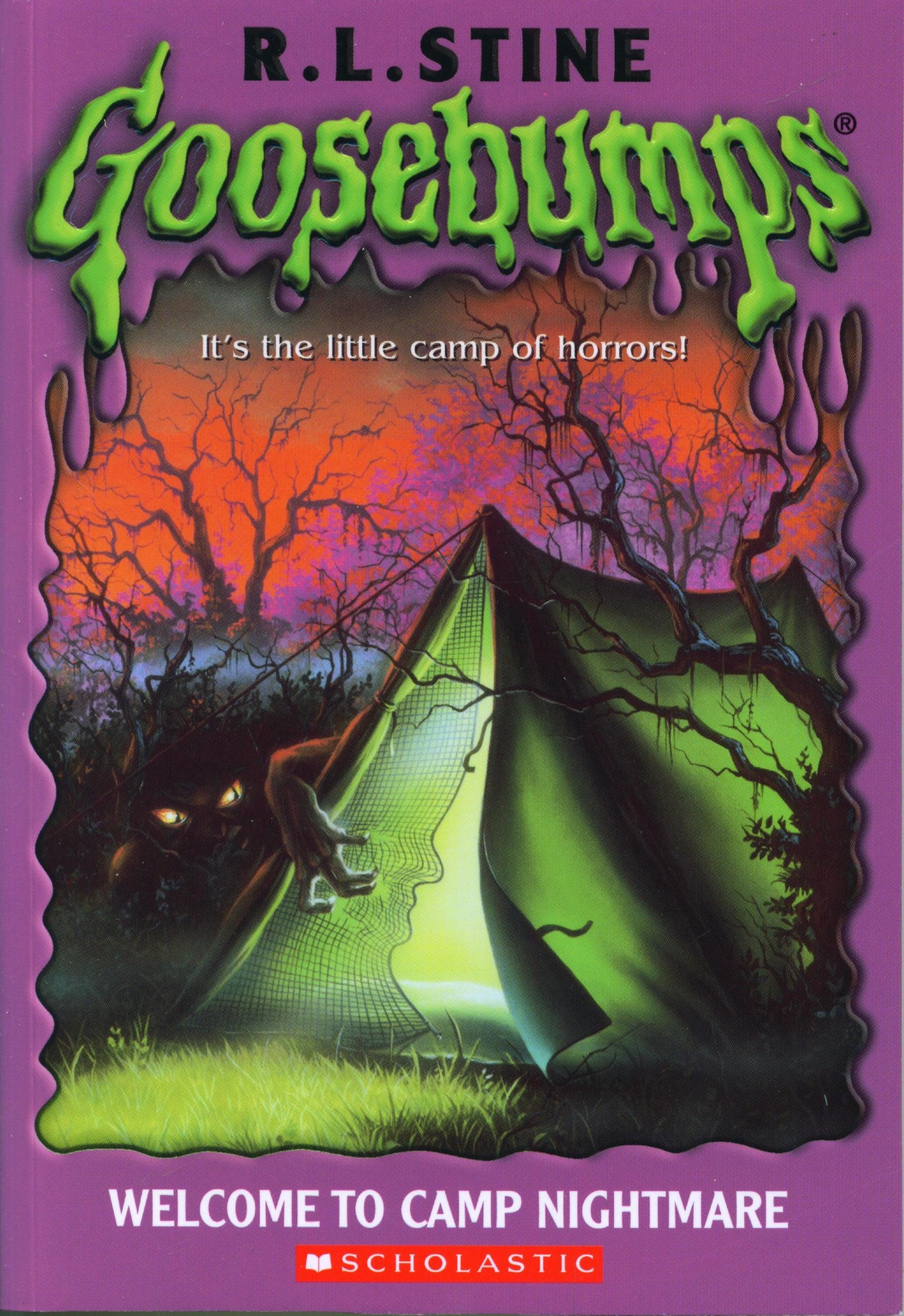 Watch Goosebumps books were the most important books of the 90s video