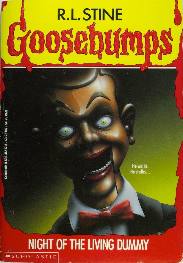 13 Best Goosebumps Books That Ruined Your Childhood The