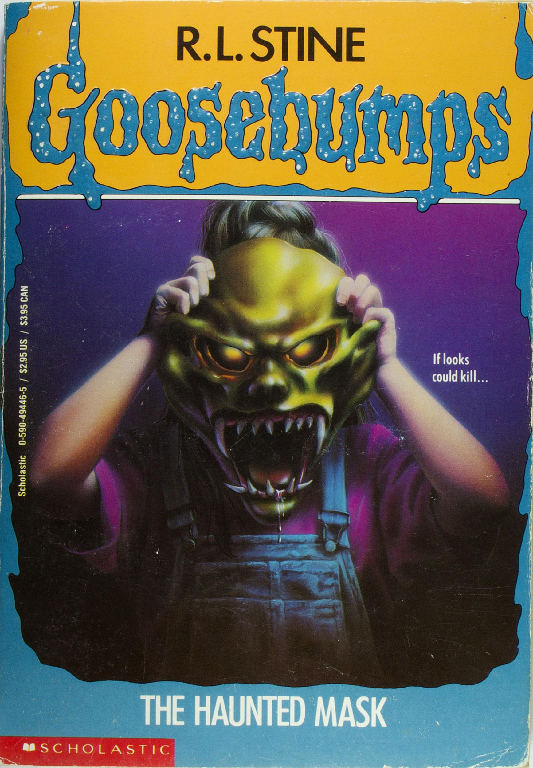 13 best Goosebumps books that ruined your childhood | The Independent