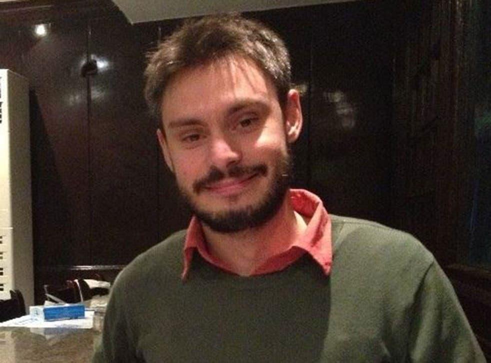 Giulio Regeni's tortured body was found dumped by the Cairo-Alexandria motorway