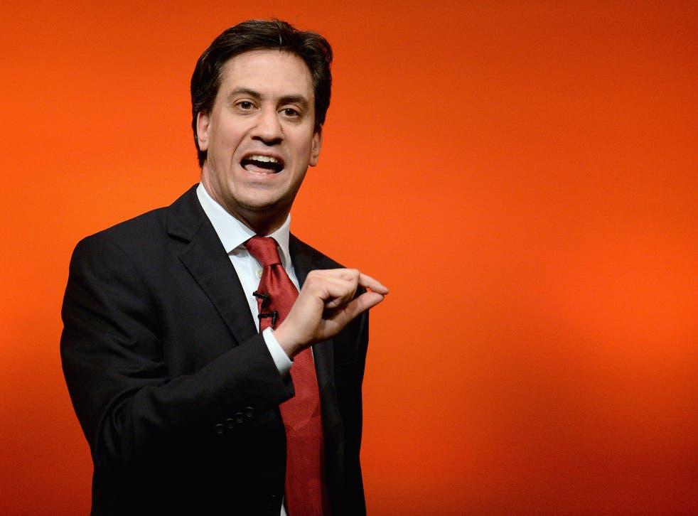 Ed Miliband, former Labour leader