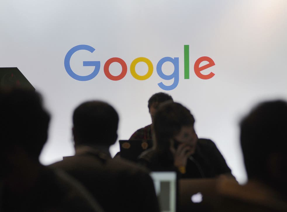 Nigel Huddleston said of Google, 'It is up to us, in the role of a responsible parent, to make sure that we reset the ground rules on behaviour'