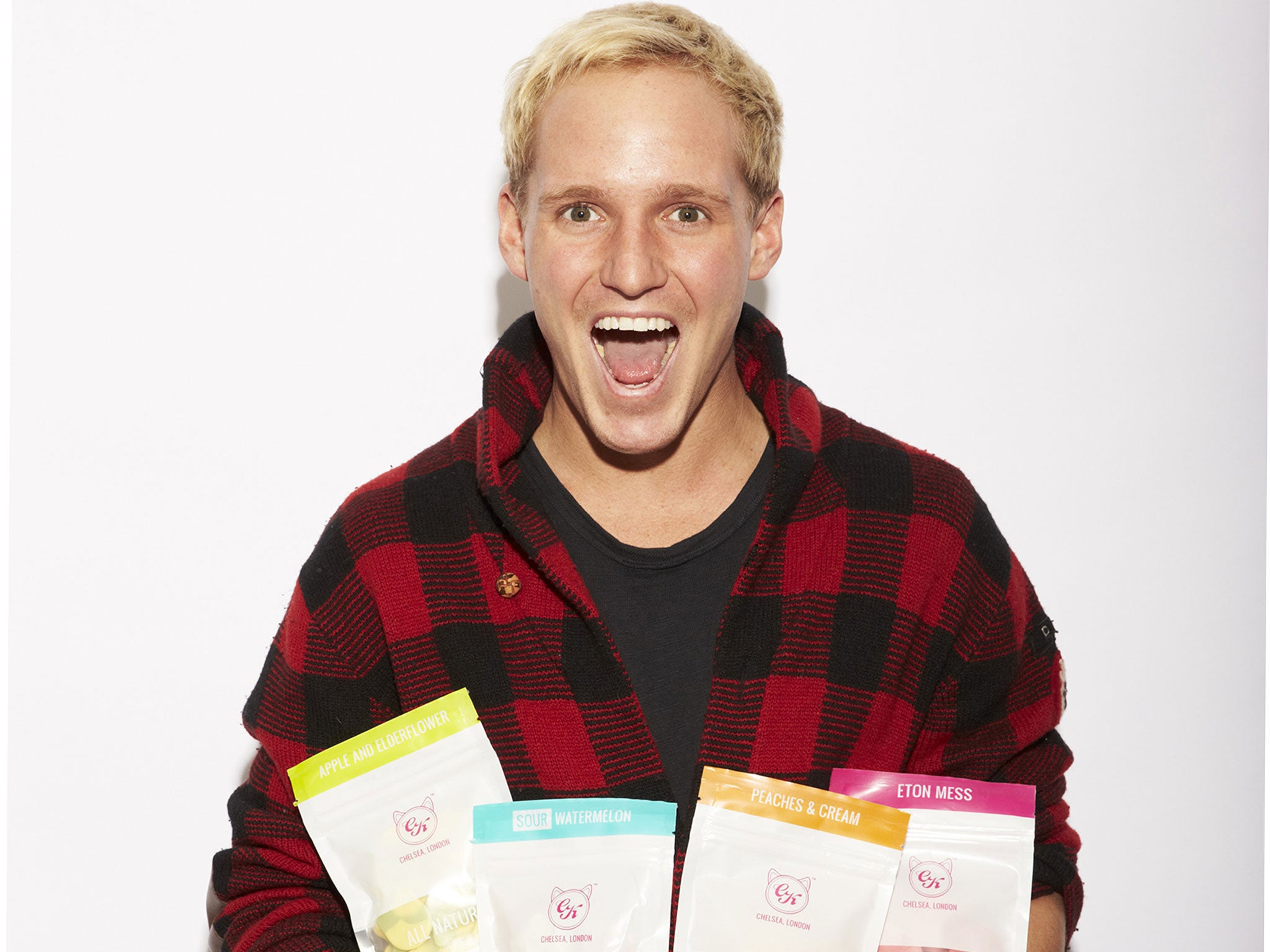 Made In Chelsea S Jamie Laing Eyes International Markets For Candy Kittens The Independent The Independent