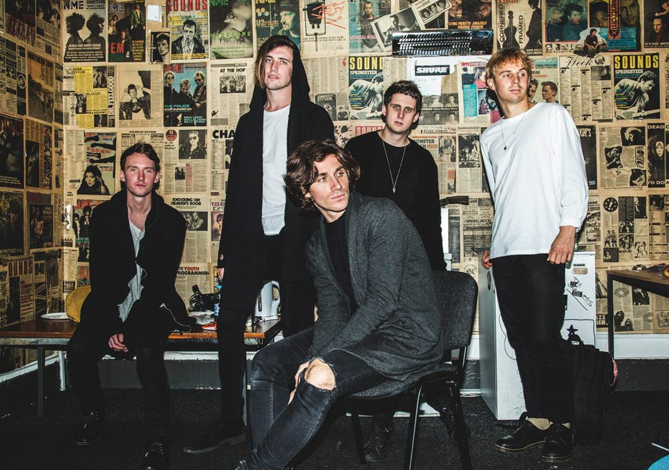 Coasts: The band that make their music via email and have