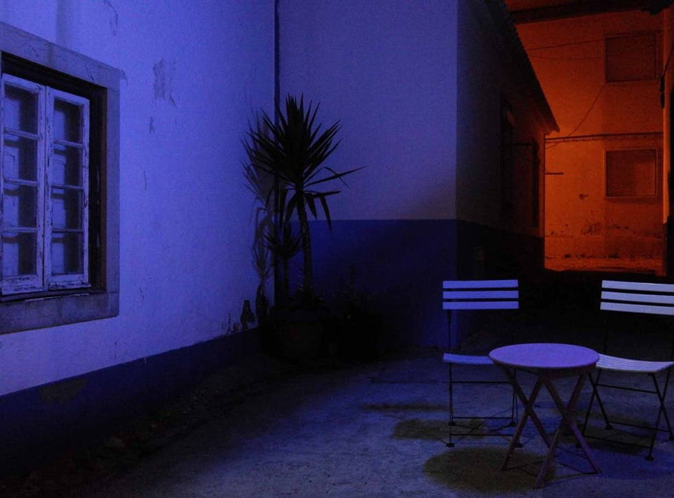 Black magic: long exposures capture dark scenes