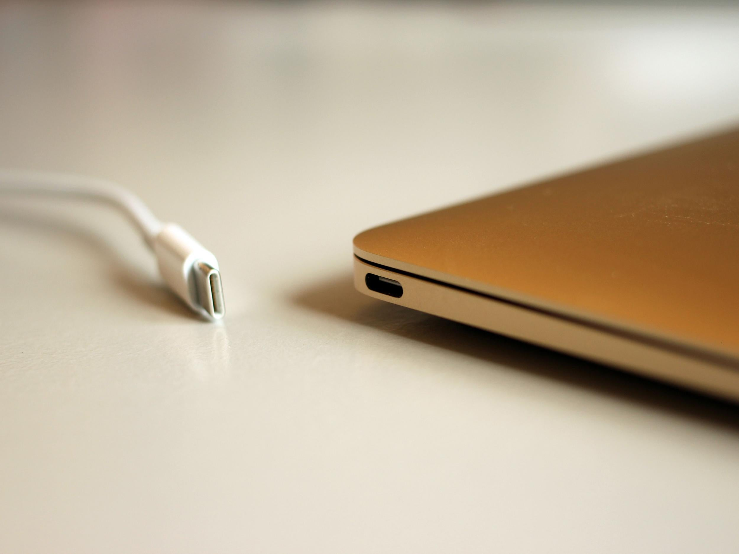 Cheap Usb Type C Cable Destroys Google Engineers Brand New 800 Wiring Laptop The Independent