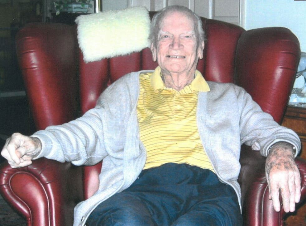 War hero Harry Penny, who died this week, aged 94, fought injustice throughout his life