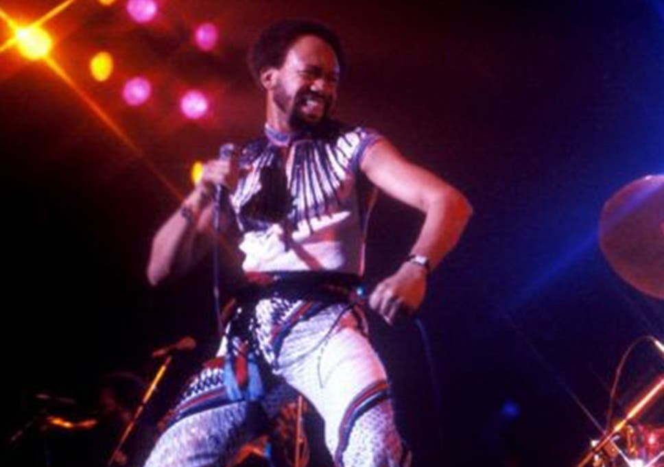 Maurice White: Founder, leader, drummer and singer with