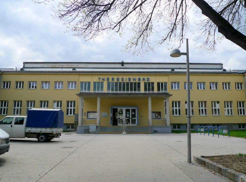 Austrian police did not initially release details of the rape, which took place on 2 December at the Theresienbad pool
