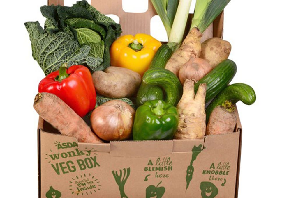 Vegetable Contains Asda to become first uk supermarket to sell wonky veg boxes the asdas wonky vegetable box contains vegetables which are misshapen have growth cracks or are workwithnaturefo