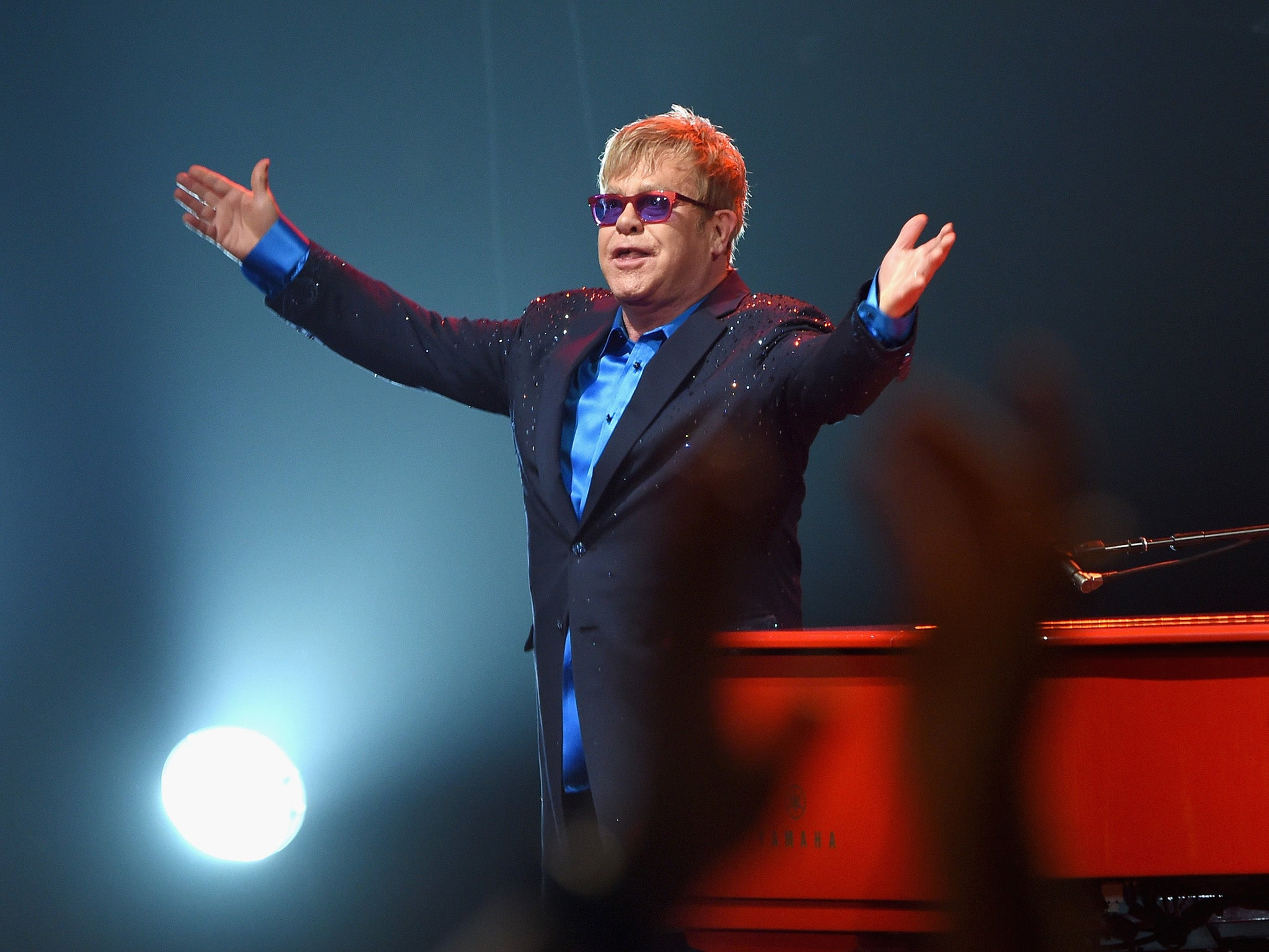 Elton John Back In Touch With His Mother After Eightyear Feud  The  Independent