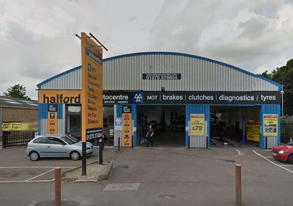 Halfords staff fired after  racist abuse  left on customer s voicemail fe57a6e10a518