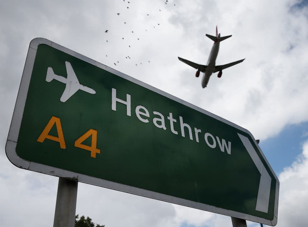 Heathrow's offer includes limits on noise and air pollution