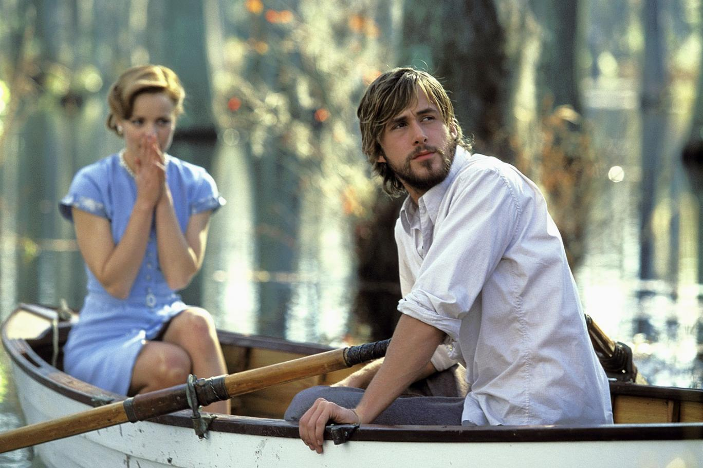 why no one wanted to play noah in the notebook the independent