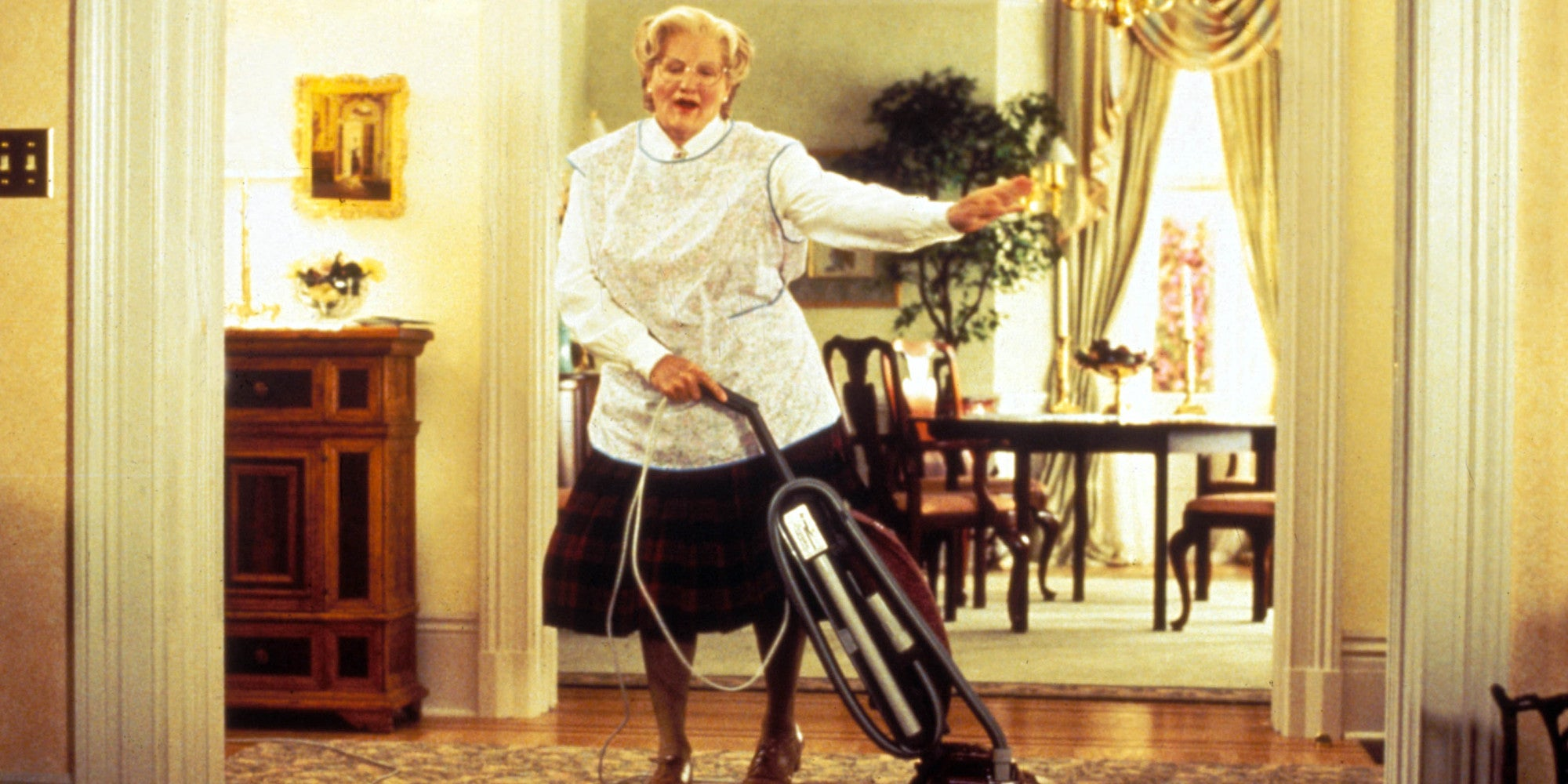 pics This Deleted Mrs. Doubtfire Scene Makes the Movie Even More Heartbreaking