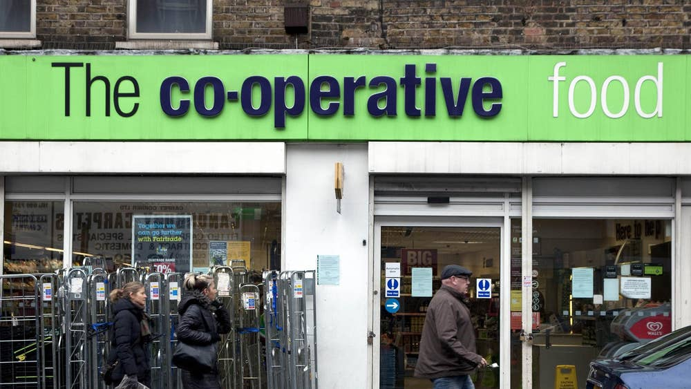 11) The Co-operative