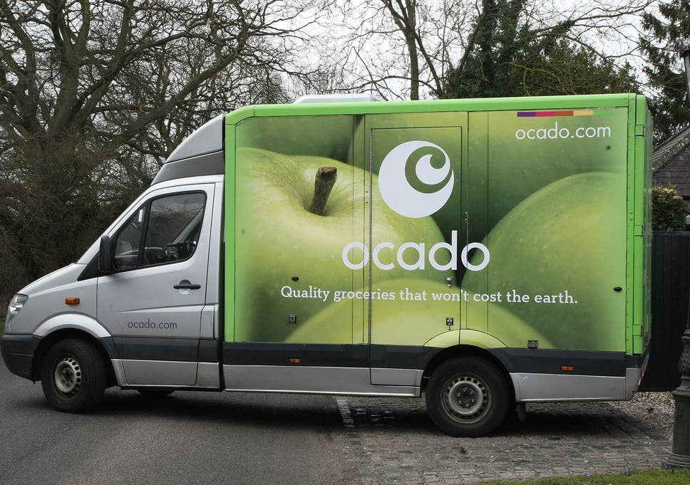 Shares in Ocado surge after company announces deal with
