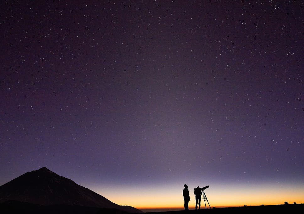 Stargazing In Tenerife Observe The Heavens In One Of The Worlds
