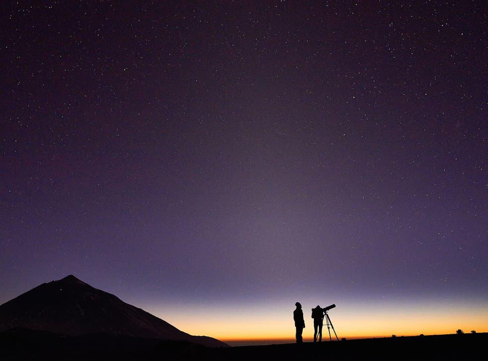 Star quality: astronomy on Mount Teide