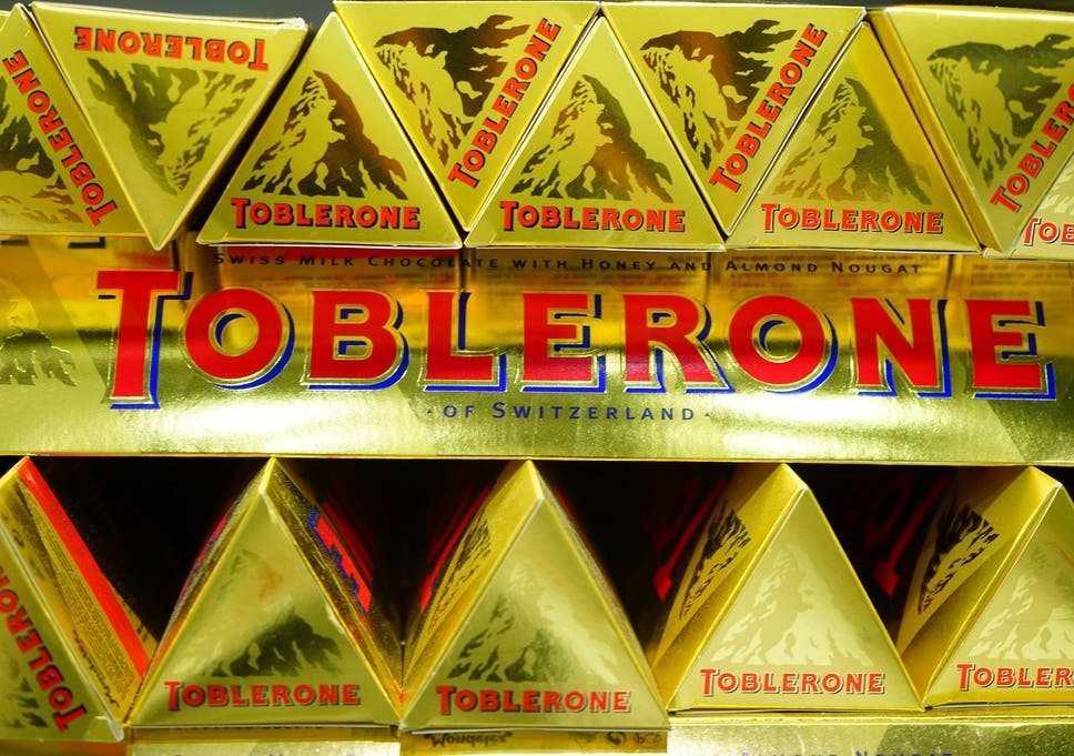 Youve Been Eating Toblerone Wrong Your Entire Life The