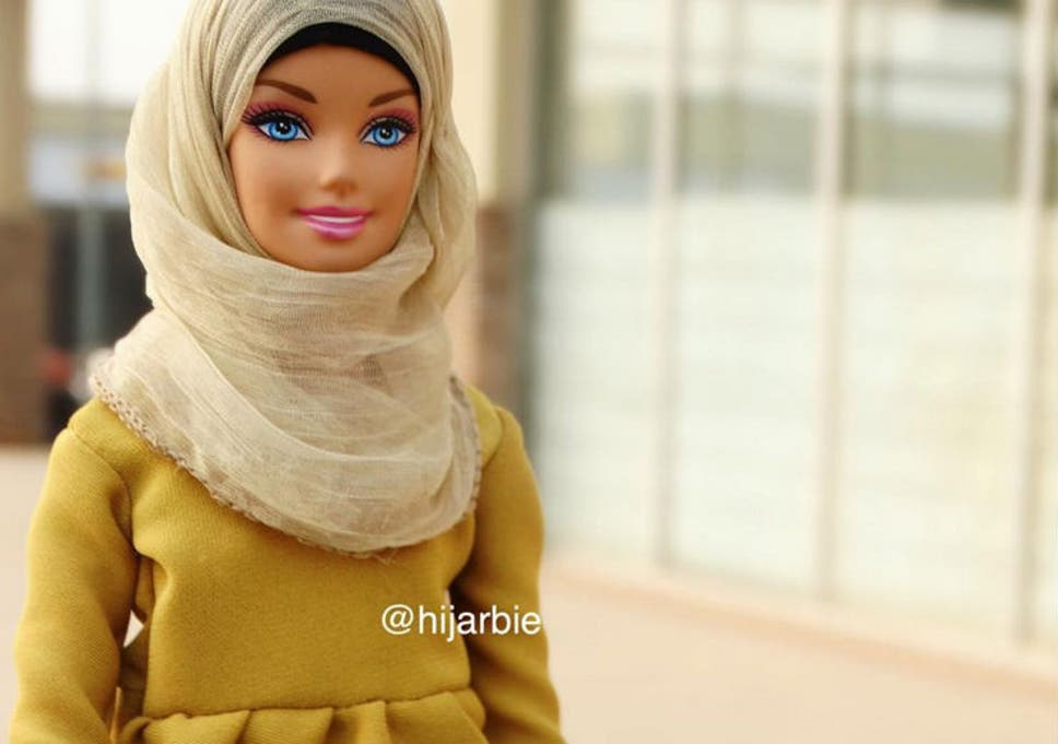 Image result for hijarbie