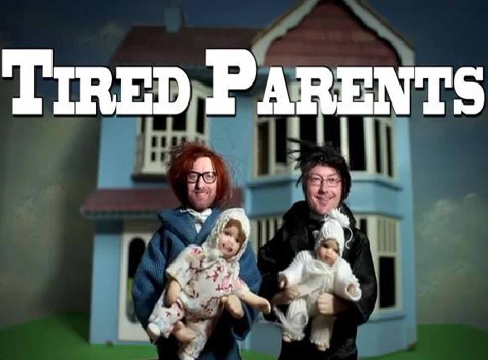 Tired Parents: Simultaneously reassuring and a little too close to home