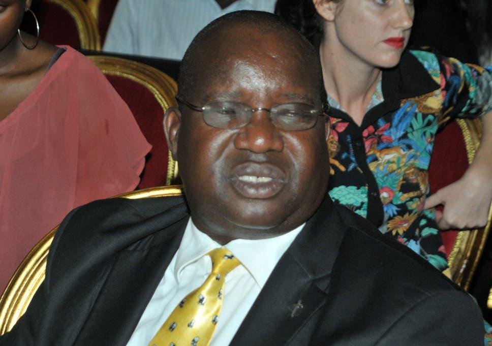 Ugandan minister against homosexuality